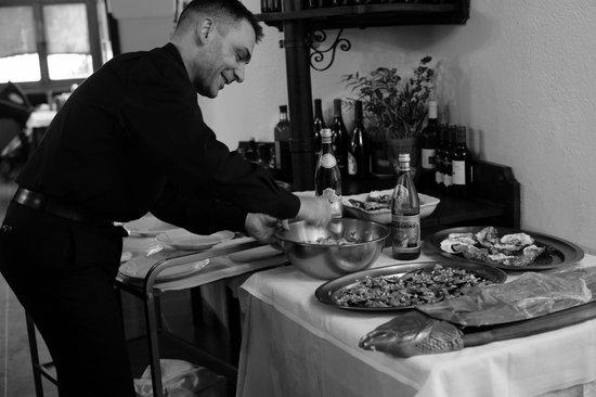 """B&B Antica Trattoria Al Principe: Il mitico """"DAVID"""""""