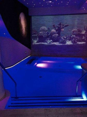 Trilussa Palace Congress & Spa : la piscina