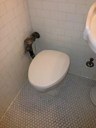 Hotel San Carlos: toilet