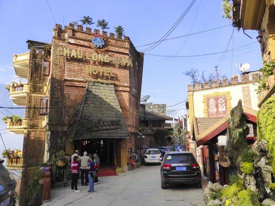 Chau Long Sapa Hotel: chau long hotel sapa