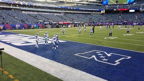 MetLife Stadium: Cowboys Nation