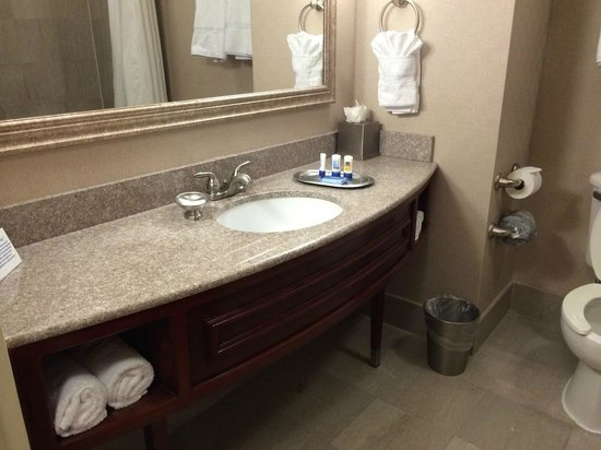 Fairfield Inn & Suites Somerset: Vanity