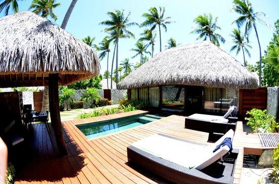 Hotel Kia Ora Resort & Spa : Village