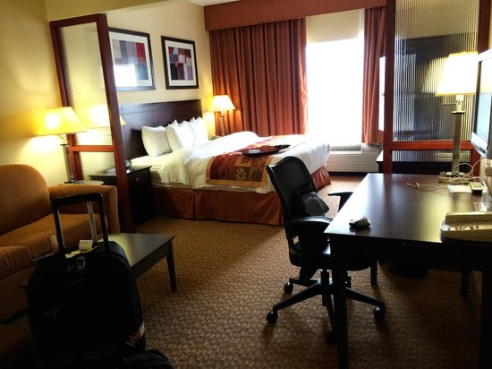 Fairfield Inn & Suites Somerset: Room