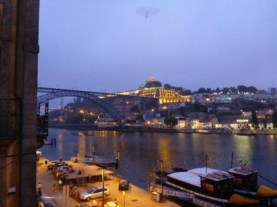 Pestana Vintage Porto: Vista da Janela
