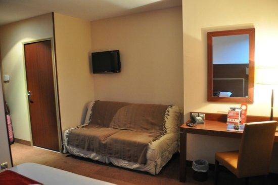 Inter Hotel Atrium : Zimmer