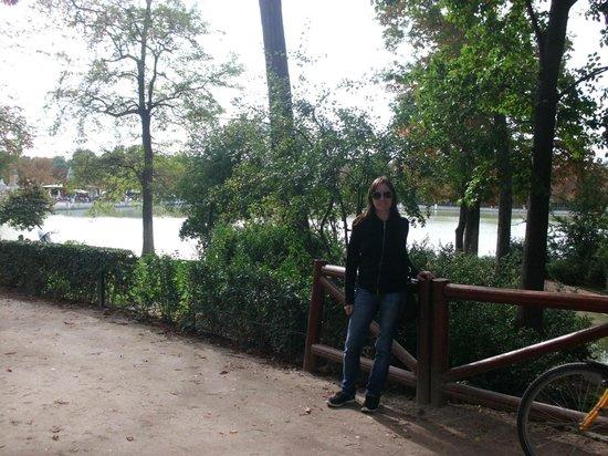 Parque del Retiro: EL RETIRO
