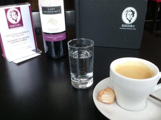 Schuler Weinwirtschaft Bellavista: Bern - Bellavista