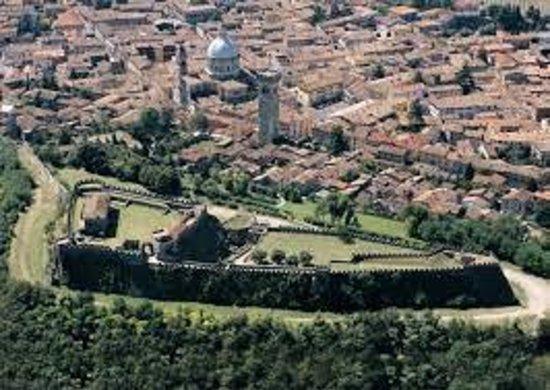 Fondazione Ugo Da Como: Vista dall'alto