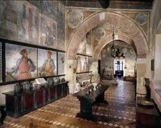 Fondazione Ugo Da Como: Una stanza del museo