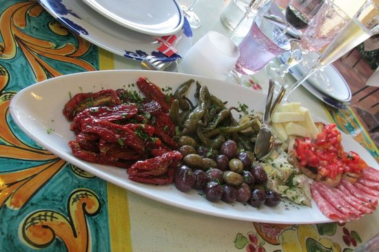 La Terrazza Del Principe : Great dish