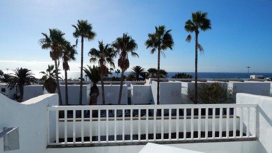 Arena Dorada Apartments: Blick vom Balkon des Apts.