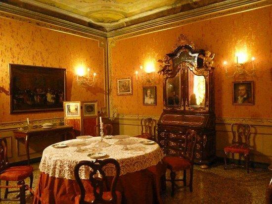 Sala Palazzo Mocenigo