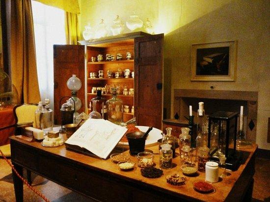 Palazzo Mocenigo : Laboratorio. Museo del Profumo