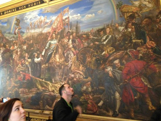 City Wonders : Ancient tapestries