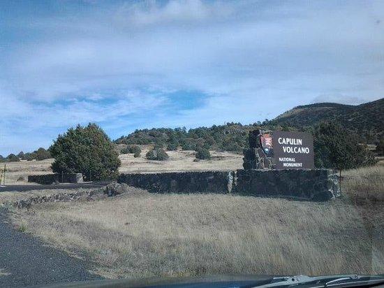 Capulin Volcano National Monument: Volcano