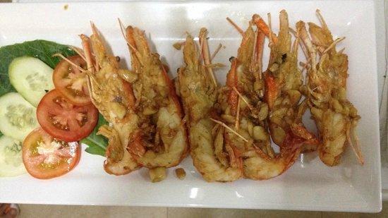 Khaw Glong Thai Restaurant: Thai deep fired shrimps
