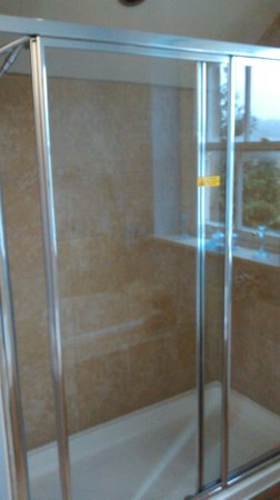 Alpine Lodge Guest House: Double Shower