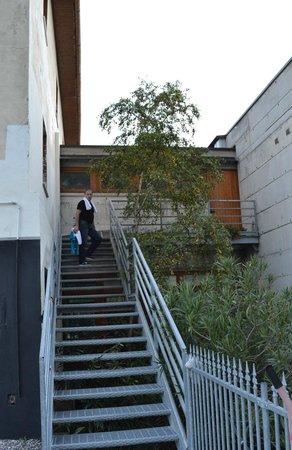 Ciclamino: Запасной выход
