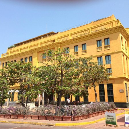 Charleston Cartagena Hotel Santa Teresa : Fachada