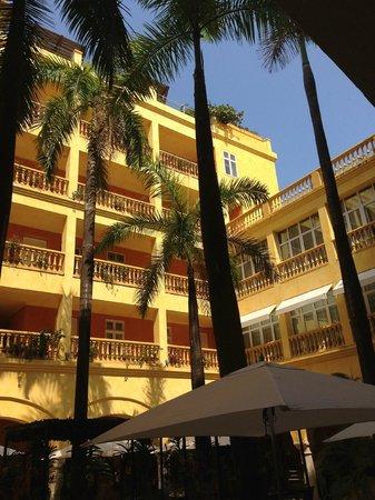 Charleston Cartagena Hotel Santa Teresa: Lobby
