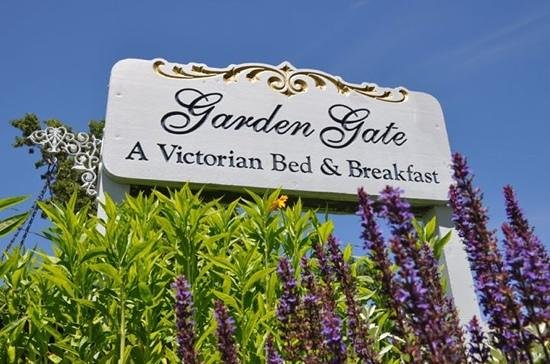 Garden Gate Bed and Breakfast : Welcome!