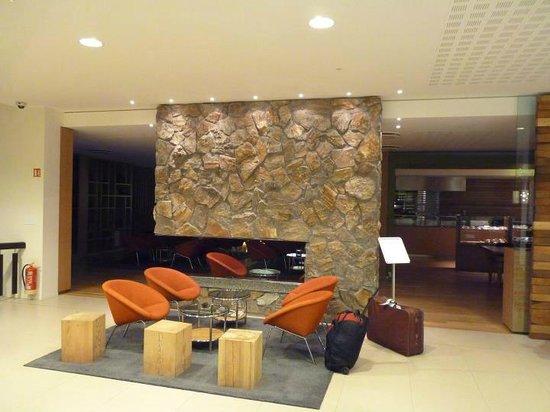 Icelandair Hotel Reykjavik Natura : Receptions området