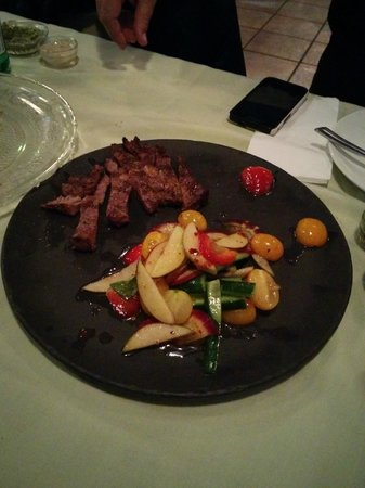 The Eucalyptus: Shir Hashirim Feast menu dish