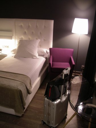 Hotel SB Plaza Europa: The room