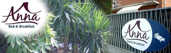 B&B Anna : il giardino