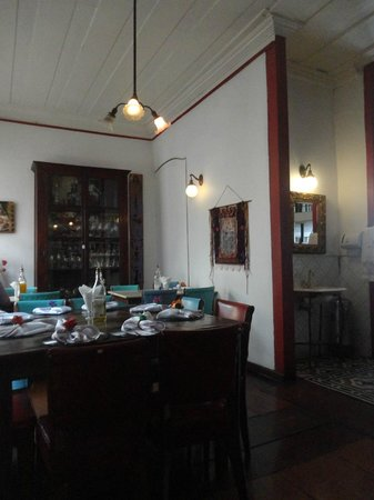 Cafe Geraes: decoração linda