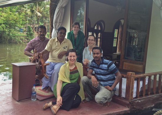 Eco Trails Kerala: at the end