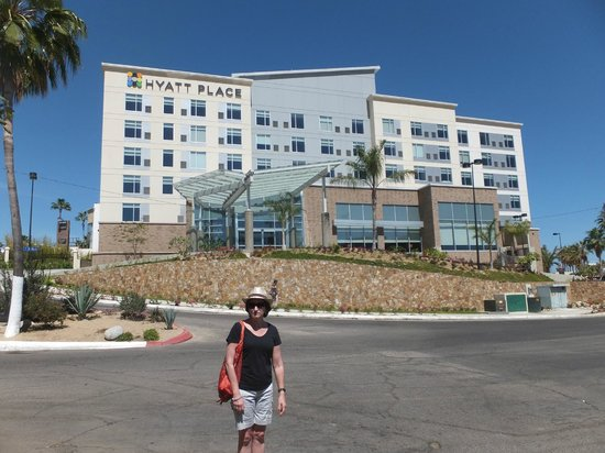 Hyatt Place Los Cabos : In Front