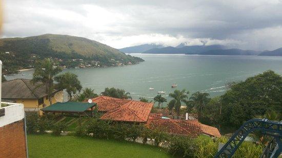 Portogalo Suite Hotel : Vista da suite luxo