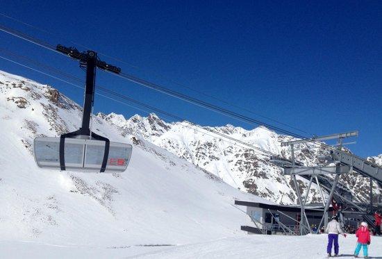 Ischgl-Samnaun ski area: Incredible!!!