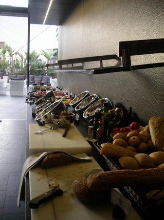 Hotel SB Plaza Europa: Breakfast