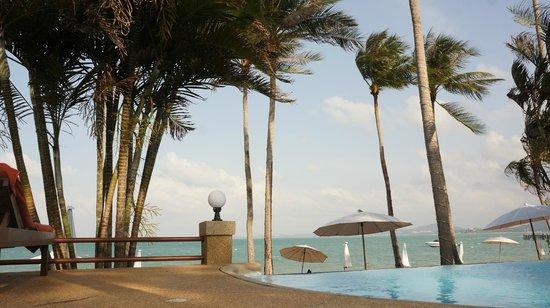 Pinnacle Resort Samui: pool view