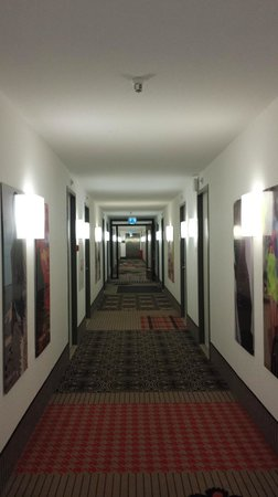 WestCord Fashion Hotel Amsterdam: Couloir