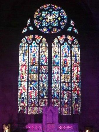 Eglise Saint-Georges : East window