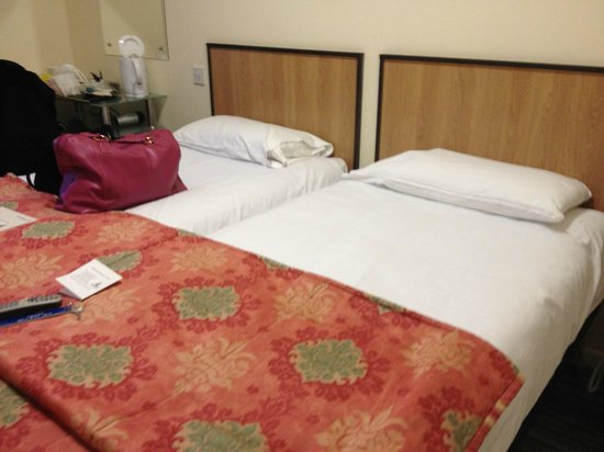 The Clifton Hotel - Scarborough: Comfy beds
