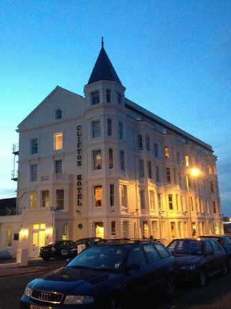 The Clifton Hotel - Scarborough: Hotel