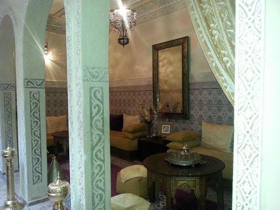 Riad La Kahana : Lounge
