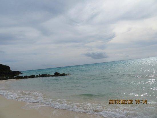 Pompano Beach Club: beach area