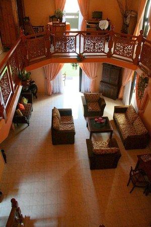 Frangipani Motel: L'intérieur