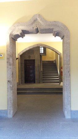 Casa de Colon: puerta interior