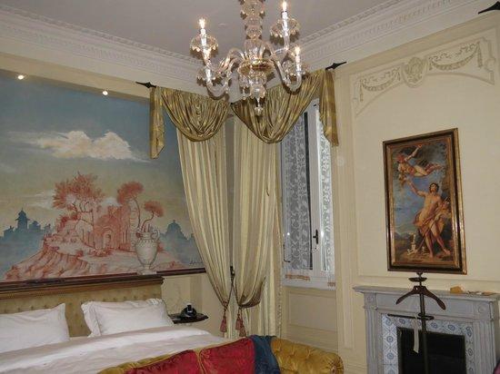 The St. Regis Rome: Elegant and comfy