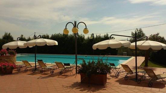 Villa Curina Resort: Pool