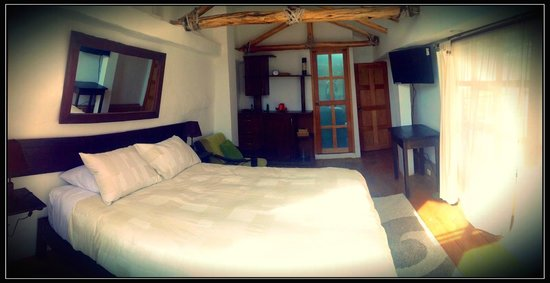 Samana Inn and Spa : 1Queen Bed Deluxe Private Ensuite