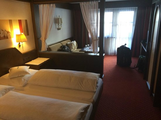Hotel Valentin: Typical Room