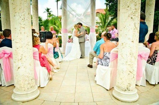 Majestic Elegance Punta Cana: Ceremony Space